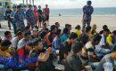 "WFQR Lantamal IV dan Lanal Batam ""TANGKAP SPEEDBOAT BERMUATAN 49 TKI ILEGAL"""