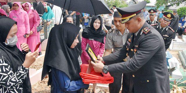 Personil Sat Intelkam Polres Tanjungpinang Tutup Usia