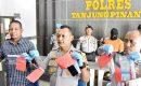 Polres Tanjungpinang Amankan Warga Batam