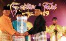 Sanggar Tuah Pusaka Kembali Juara I Festival Tari 2019