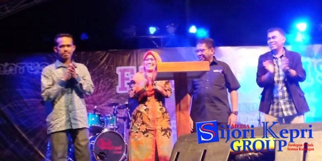 "Wakil Bupati Natuna Buka ""FUN TOURISTIC FESTIVAL 2018"""