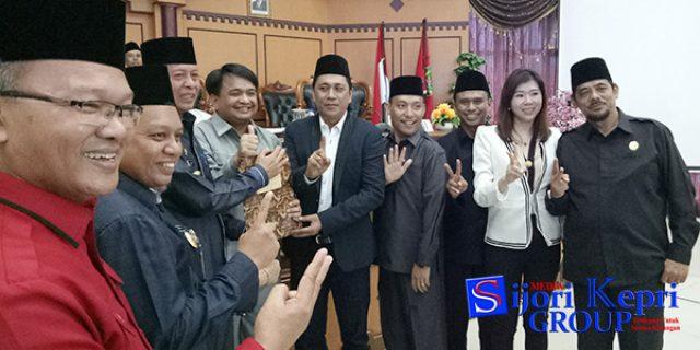 "Ade Angga : 25 September 2018, Paripurna Pertama ""SYAHRUL-RAHMA"""