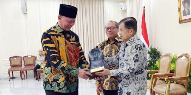 Tanjungpinang Raih Anugerah Paritrana