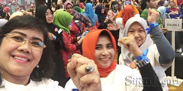 """Rahma : Perempuan Harus Jadi Agen Utama Pencegahan Perilaku """"DAN PRAKTIK KORUPSI"""""""