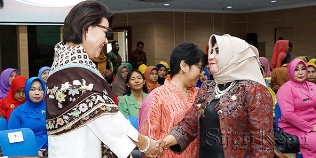 """Wawako Rahma Temui """"Wakil Ketua KPK RI"""""""