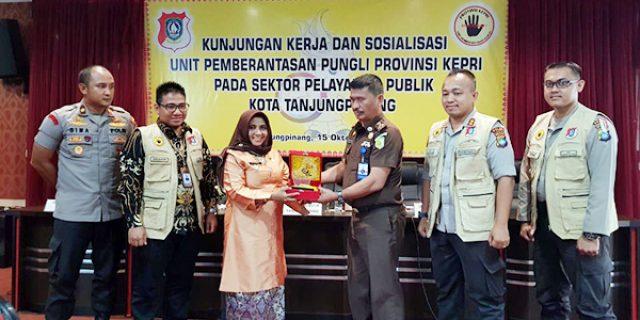 UPP Kepri Kunker dan Sosialisasi Sektor Pelayanan Publik