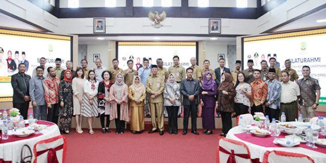 Pemko Jalin Silaturahmi Bersama Pimpinan dan Anggota DPRD Tanjungpinang