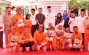 Syahrul-Rahma Silaturahmi Bersama Petugas Kebersihan
