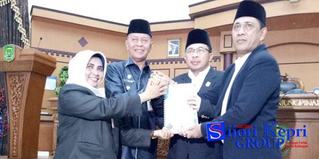 """Walikota Syahrul Sampaikan Nota Pengantar """"KUA dan PPAS RAPBD 2019"""""""