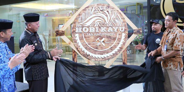 Komunitas Hobi Kayu, Ciptakan Inovasi dan Kreativitas Lokal Tanjungpinang