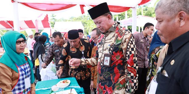 Kecamatan TPI Barat dan Kota Wakili Tanjungpinang