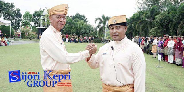 "Walikota Syahrul Irup HUT Ke 17 ""KOTA OTONOM TANJUNGPINANG"""