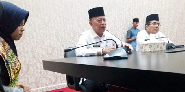 Syahrul Sambut Kiki LIDA Kembali Ke Tanjungpinang