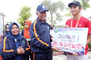500 Pelari Meriahkan Tanjungpinang Run 10K Tahun 2019