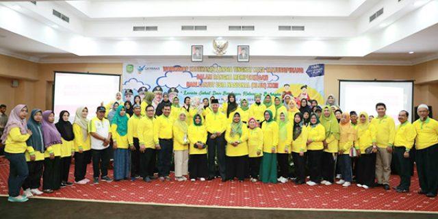 150 Lansia Ikuti Workshop Kesehatan Lansia
