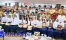 """45 Siswa Peraih Nilai 100 UN 2017 """"TERIMA PENGHARGAAN"""""""
