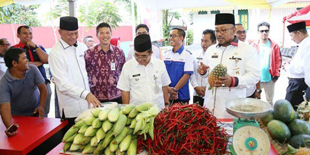 """Pemko Tanjungpinang Sebar """"11 TITIK PASAR MURAH"""""""