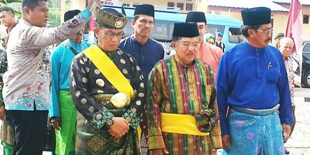 """Jusuf Kalla Buka Perhelatan Tamadun Melayu """"ANTARA BANGSA"""""""