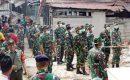 50 Personil Lantamal IV Tertibkan Rumah Warga di Kampung Jawa